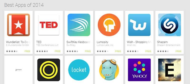 aplikasi android terbaik 2014